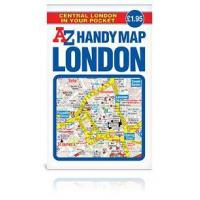 Buy cheap Greater London Handy Map of Central London from wholesalers