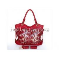 Buy cheap New Soft Red Lady Genuine Leather Shoulder Bag Handbag from wholesalers