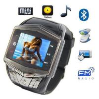 Buy cheap QuadBand Super Slim Watch Phone Camera,FM,Bluetooth GD910 from wholesalers