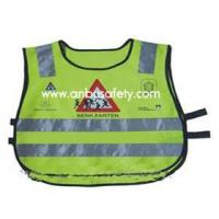 Buy cheap Safety Clothing SV18 - children safety vest from wholesalers