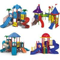 Buy cheap Engineering Plastic Outdoor Playground $title from wholesalers
