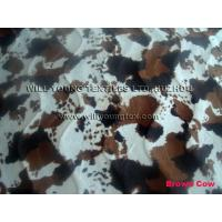 Buy cheap Printed Velboa - from wholesalers