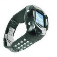 Buy cheap Fashion Fm Watch Cell Phone -tri Band Watch Cellphone from wholesalers