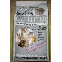 Buy cheap Animal bedding and Litter pellets from Wholesalers