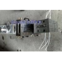 Buy cheap GX-002 (PE/PP+wood powder)WPC hollow decking extrusion tools from wholesalers