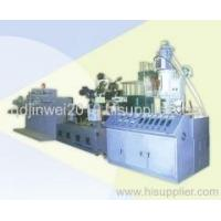 Buy cheap sheet production line drip irrigation pipe production line from wholesalers