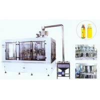 Buy cheap RGCF Series Thermal Filling, Normal Temperature Filling 3-In-1 Mschine from wholesalers