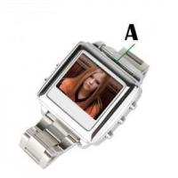 Buy cheap Spy Watch Camera 8GB 1.5Inch MP4 Player video from wholesalers