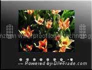 Buy cheap Hot sell 8inch waterproof lcd tv from wholesalers