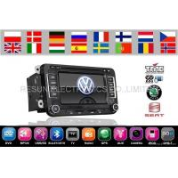 Buy cheap VW Skoda SEAT Car DVD GPS DVB-T Digital LCD Touch Screen RDS TMC CANBUS from wholesalers