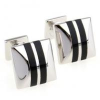 Buy cheap Black Opal Square Cufflinks 156813 from wholesalers