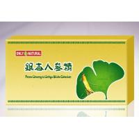 Buy cheap Panax Ginseng & Ginkgo Biloba Extractum Oral Liquid from wholesalers