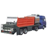 Buy cheap Chips seal truck from wholesalers