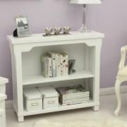 Buy cheap Lila White Painted Low Bookcase from wholesalers