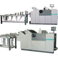 Buy cheap Continuous Form Collating Numbering Machine from wholesalers