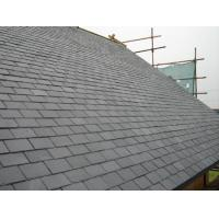 rectangle black chinese roofing slate