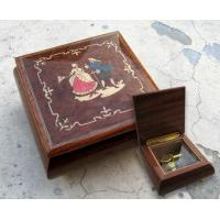 Buy cheap Wooden Music Box SYMS1-A from wholesalers