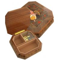 Buy cheap Wooden Music Box SYM6 from wholesalers