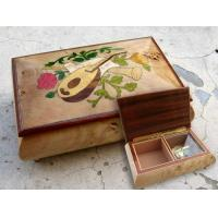 Buy cheap Wooden Music Box SYMS3-B from wholesalers