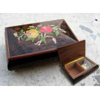 Buy cheap Wooden Music Box SYMS3-A from wholesalers