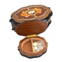 Buy cheap Wooden Music Box SYMS4-A from wholesalers