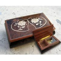 Buy cheap Wooden Music Box SYMS2-A from wholesalers