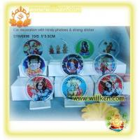 Buy cheap SYW0996 Car decoration with hindu god photo from wholesalers