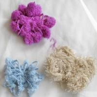Buy cheap Special purpose fancy yarn Polyester flower color product