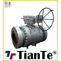 Buy cheap API Trunnion Mounted Ball Valves from wholesalers