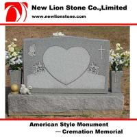 Buy cheap American Style Monument Cremation Memorial-7 from wholesalers