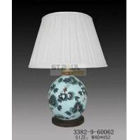 Buy cheap Ceramic Craft Table Lamp 60062M from wholesalers