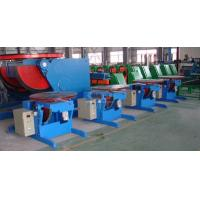 Buy cheap welding positioner(single seat) from wholesalers