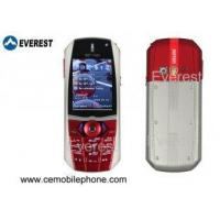 Buy cheap TRI sim mobile phone 3 sim cell phone TV phone Everest X7 from wholesalers