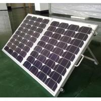 Buy cheap 160W Portable Solar Panel Folding, 160Watt Solar Module Kit from wholesalers
