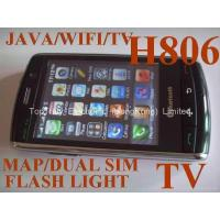 Buy cheap Mini (Blackberry 9500) H806 WIFI JAVA TV eDubby MSN MAP FLASH LIGHT DUAL CAMERA from wholesalers