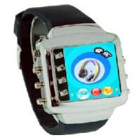 Buy cheap Mp3/4 Watch player xwmp4-01 from wholesalers