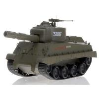 Buy cheap RC Tank With Shooting 6MM BB Bullet(3887) from wholesalers