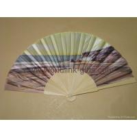 Buy cheap Spanish bamboo fan SBAF-8316 from wholesalers