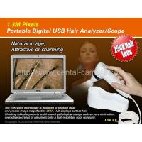 Buy cheap NEW 1.3M Pixels Portable Digital USB-PC Hair Scope from wholesalers
