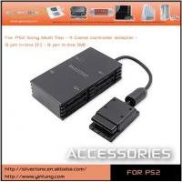 Buy cheap PS2 Sony Multi tap - 4 game controller adapter - 9 pin inline (F) - 9 pin in-line (M) from wholesalers