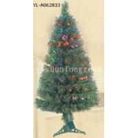 Buy cheap PVC Artificial Christmas Tree with LED lights from wholesalers