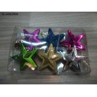 Buy cheap 6PCS Set Christmas Tree Ornaments Party Decoration from wholesalers