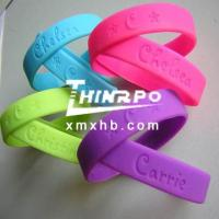 Buy cheap Silicone Wristbands from wholesalers