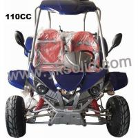 Buy cheap S-110GK 110cc Buggy with Double Seats from wholesalers