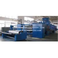 Buy cheap Thermo Bonded Nonwoven Interlining Production Line from wholesalers