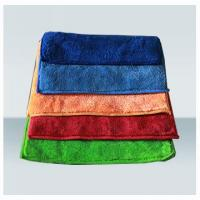 Buy cheap AMS-C47-01 550g/SM Super Microfiber car wash cloth from wholesalers