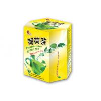 Buy cheap Japanese Cherry Blossom Peppermint green tea from wholesalers