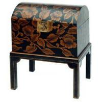 Buy cheap Asian Style Wooden Chest on Stand from wholesalers