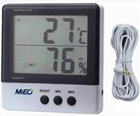Buy cheap Hygro-thermometer with Large Screen HH620 from wholesalers