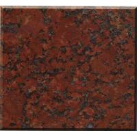 Buy cheap Imported Granite Imperial Red (Big Fl from wholesalers